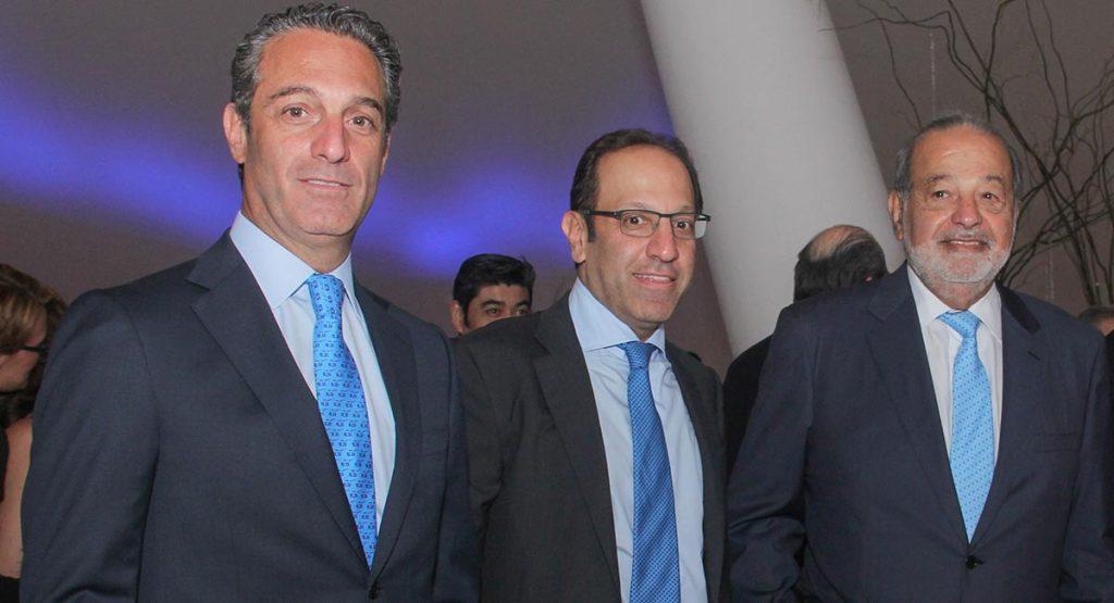 Carlos Slim entrega Premios en Salud 2017