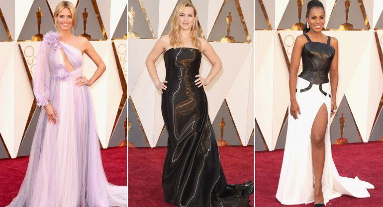 Celebs que no acertaron con su outfit en los Oscar Awards 2016