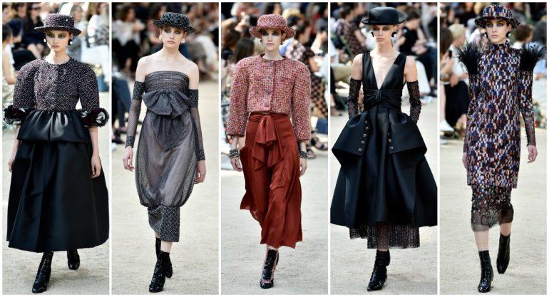 Chanel rinde homenaje a París