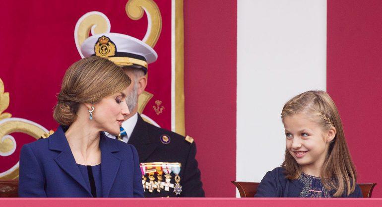 Conceden Collar del Tois?n de Oro a la princesa Leonor