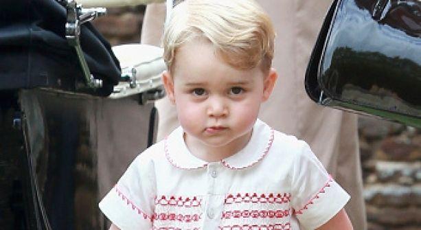 Crearán una moneda en honor al príncipe George