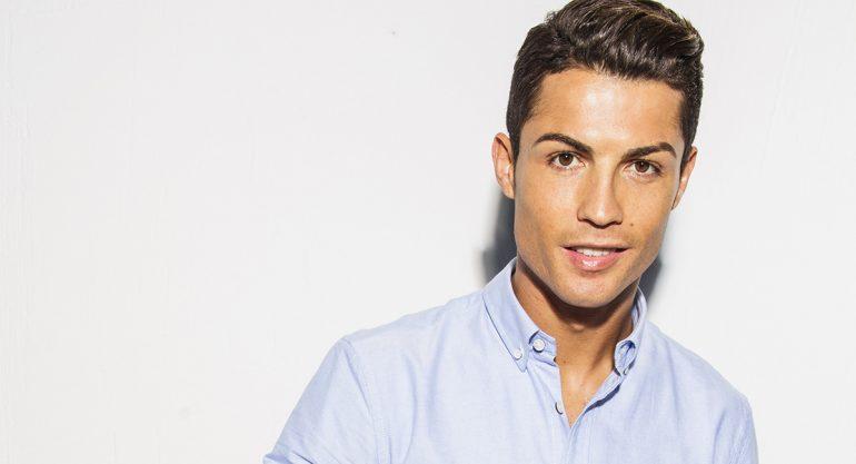 Cristiano Ronaldo comparte tierna foto familiar