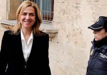 Cristina de Borbón sí será juzgada por dos delitos fiscales