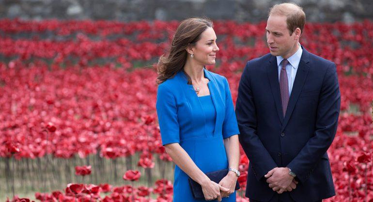 Detectan incendio frente a  la casa de los Duques de Cambridge