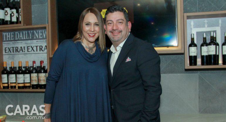 Diana Miller y José Maro en el Curso de Coctelería en La Reforma Uno