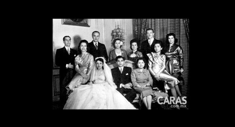 Dinastía real en México