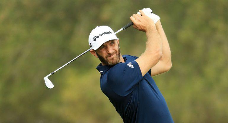 Dustin Johnson confirmado para el World Golf Championships México 2018