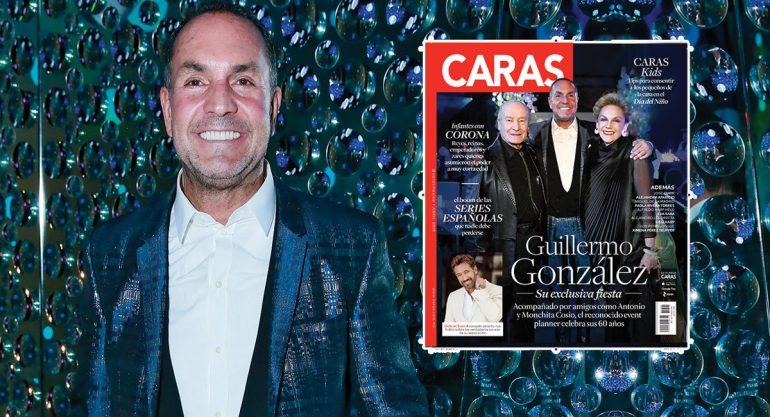 EN PORTADA: La exclusiva fiesta de Guillermo González