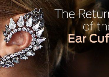 Ear cuff: dale un twist a tu look