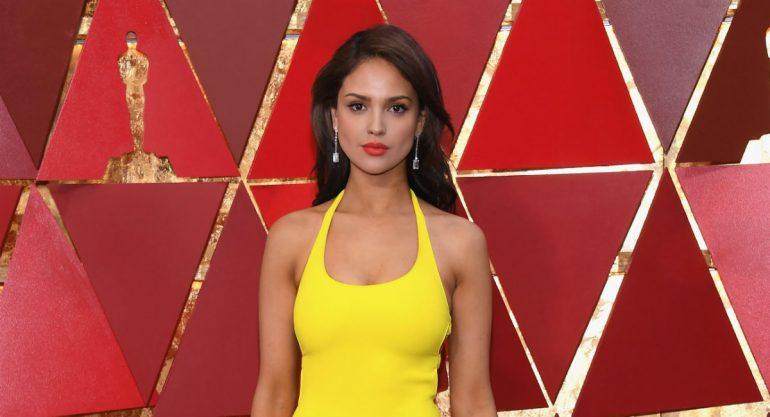Eiza González elige un Ralph Lauren para los Oscar 2018