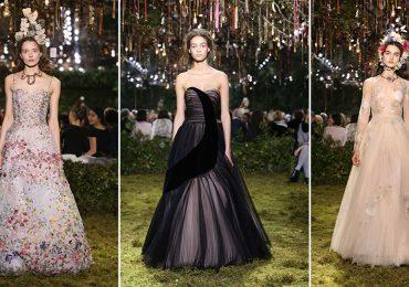 El Haute Couture de cuento de hadas de Dior