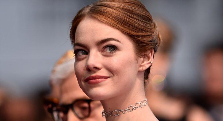 El cambio de look de Emma Stone