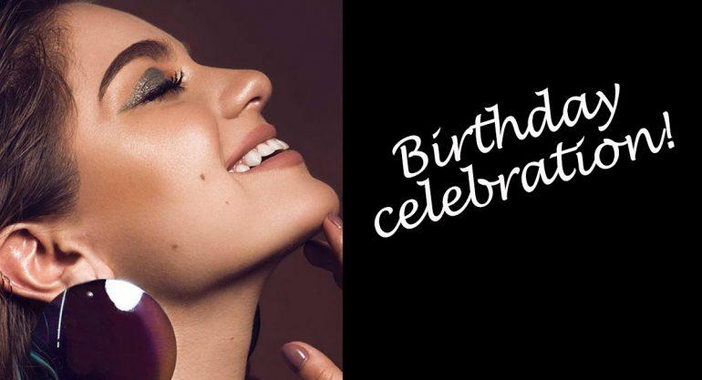 El divertido cumpleaños de Sofía Castro