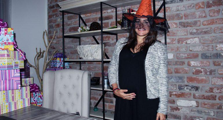 El divertido halloween de Alessandra Rojo de la Vega