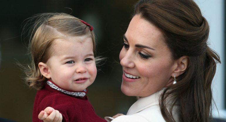El estilo de la princesa Charlotte en Canadá