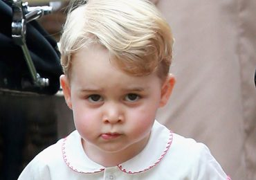 El estilo low cost del príncipe George