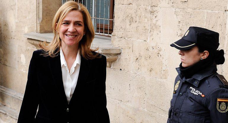 El futuro de Cristina de Borbón tras la sentencia del caso 'Nóos'
