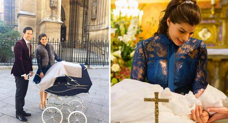 El glamuroso bautizo de Amaïa Hank Coppel en París