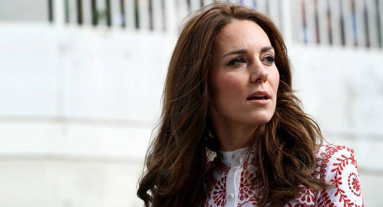 El look de Kate Middleton en su primer día en Canadá