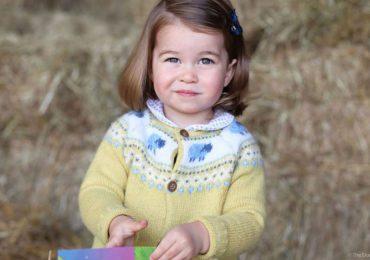 El nuevo idioma que aprende la princesa Charlotte a sus 2 años