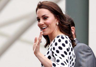 El nuevo look de Kate Middleton