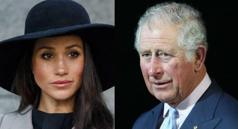 El príncipe Carlos será quien entregue a Meghan en el altar