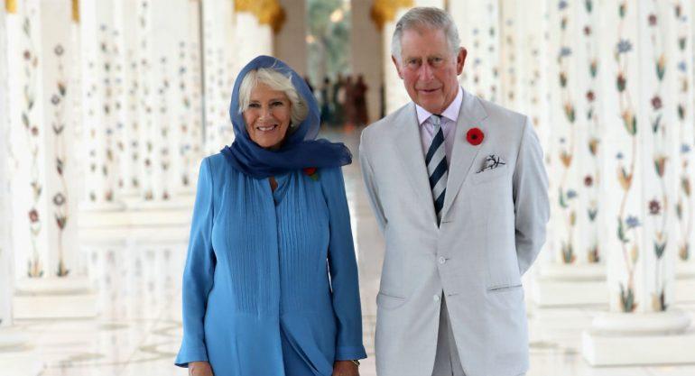 El príncipe Carlos y Camila conocerán al Papa Francisco