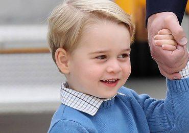 El príncipe George niega saludo al Primer Ministro de Canadá