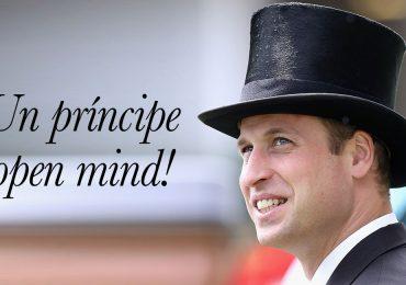 El príncipe Guillermo en la portada de la revista gay Attitude