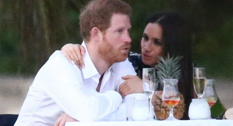 El príncipe Harry está en busca del anillo de compromiso perfecto para Meghan