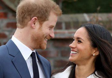 El príncipe Harry hace lo que sea por Meghan
