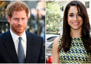 El príncipe Harry le regala un lujoso anillo a Meghan Markle