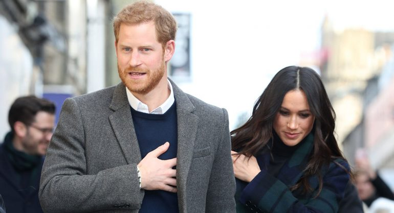 El príncipe Harry se niega a firmar un contrato prenupcial con Meghan Markle