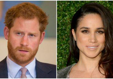 El príncipe Harry y Meghan Markle compran su primer árbol de Navidad