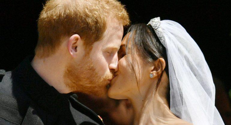 El príncipe Harry y Meghan Markle se juran amor eterno