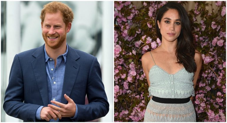 El príncipe Harry y Meghan Markle ya tendrían fecha de boda