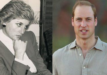 El príncipe William habla por primera vez de la bulimia de su madre