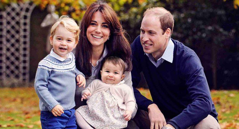 El príncipe William habla sobre su labor como papá