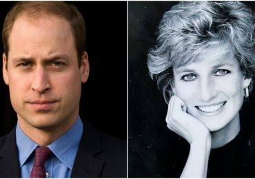 El príncipe William revela que sigue afectado por la muerte de su madre