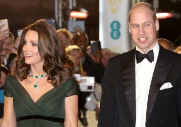 El príncipe William rompe el protocolo y se une a Time's Up