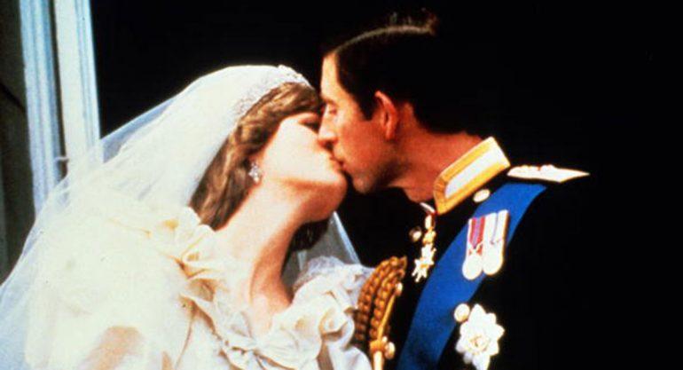 El regalo del príncipe Carlos a su ex días antes de su boda con Diana
