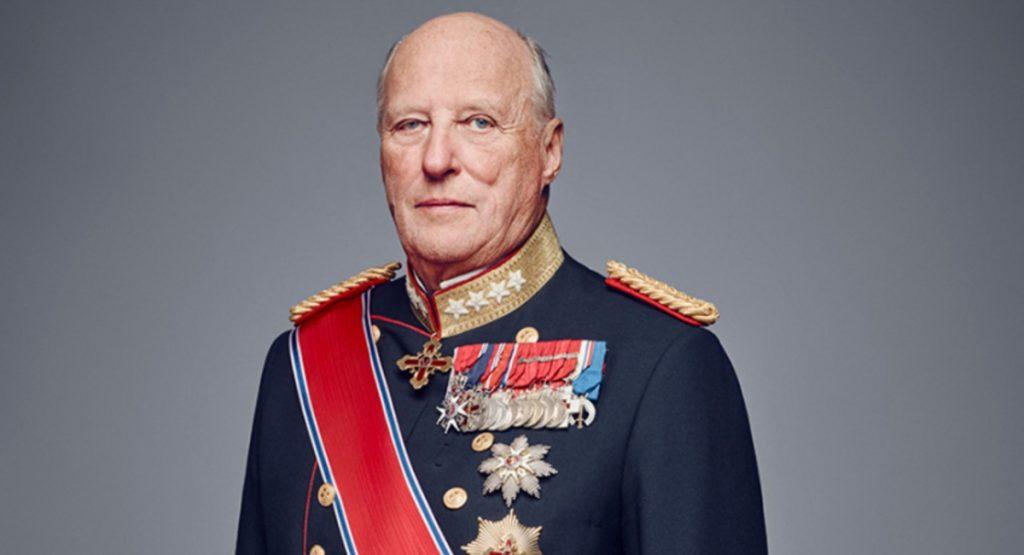 El rey Harald de Noruega descarta abdicar al trono
