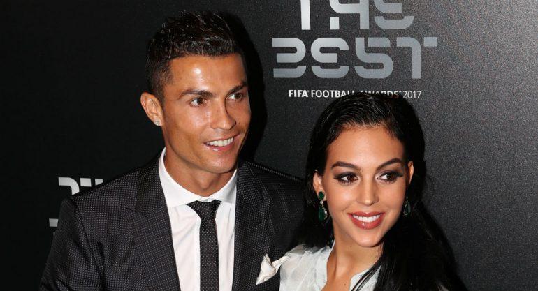 El romántico mensaje de Georgina Rodríguez a Cristiano Ronaldo