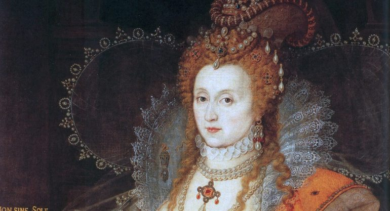 El secreto íntimo de la reina Isabel Tudor