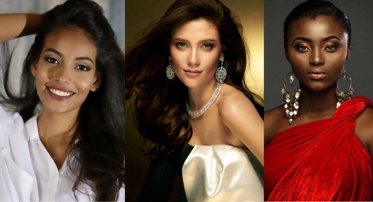 Ellas son las 16 finalistas de Miss Universo 2017