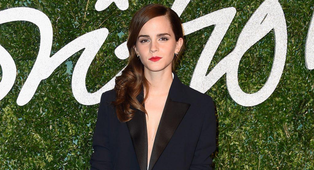Emma Watson estrena look