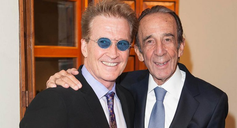 """Emmanuel y Manuel Arango en el 50 aniversario de """"Viva la Gente"""""""