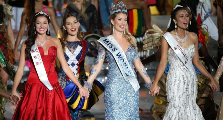 España gana Miss Mundo 2015