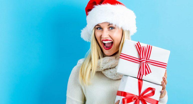 Estas fiestas navideñas estrena look