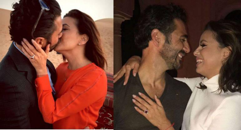 Eva Longoria y Pepe Bastón: una historia de amor que enamora
